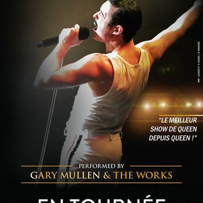 ONE NIGHT OF QUEEN # WE WANT TO BREAK FREE ! TOUR 2021