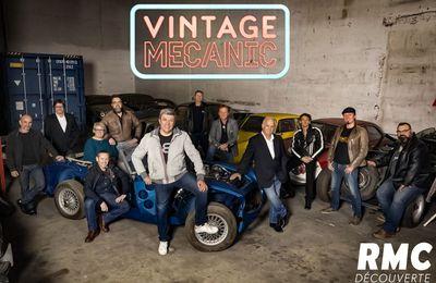 Vintage Mecanic : Un numéro inédit ce jeudi sur RMC Découverte
