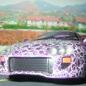 TOYOTA SUPRA TUNING BURAGO 1/32 - car-collector.net