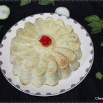 Gâteau de courgettes au comté