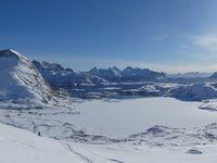 Ski de rando aux Lofoten - Apoutsiak au pays des vikings - Rundfjellet