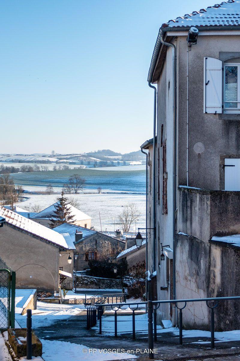 A la découverte du village vosgien de POUSSAY et de son patrimoine