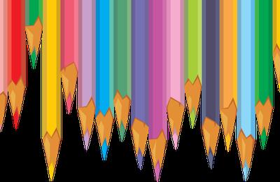 Mes crayons de couleurs
