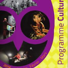 Tartonne  : programme Culturel Les Lectures [z]électroniques par la Cie Détournement International du Muerto Coco