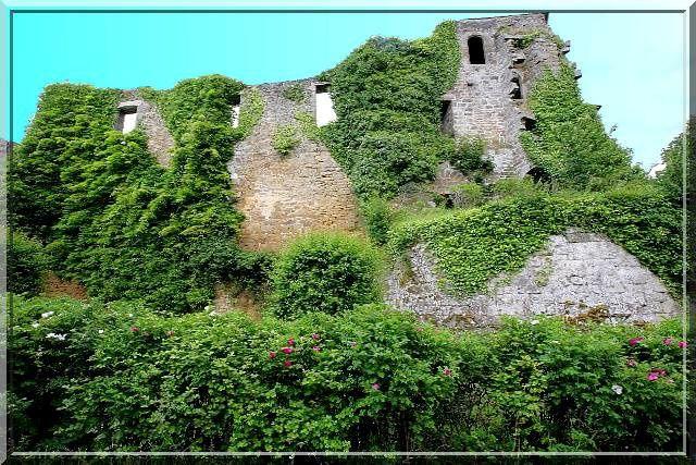 Diaporama château de Coëtquen à Saint Hélen
