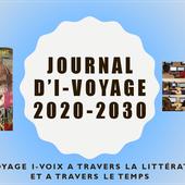 Présentation - Journal d'i-voyage 2020-2030 - i-voix