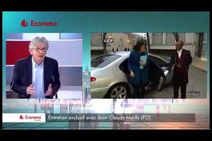 [Vidéo] Jean-Claude Mailly : « Il y a déjà énormément de flexibilité dans les entreprises »