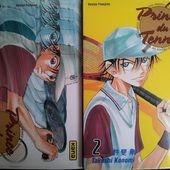 Le Prince du Tennis. Tomes 1 & 2 Takeshi KONOMI. (Dès 8 ans) -