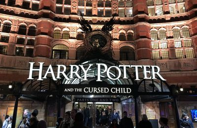 Harry Potter et l'Enfant Maudit, spectacle au Palace Theatre - Londres