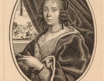 Eléonore de Bergh, dernière princesse de Sedan , rebelle et embastillée par le Roi de France