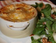 Chicken pot pie express de Nigella Lawson