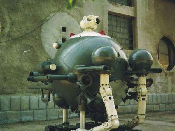 Le chenillé sous-marin MTK-200