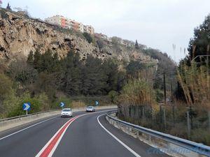 Cambrils - Maury (Espagne en camping-car)