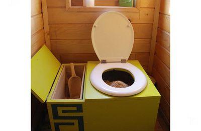 Toilette seche odeur