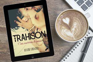 Trahison, tome 1 - Lucie Chatel chez Black Ink Editions