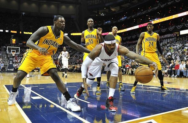 Pacers send Hawks packing, advance to Round 2