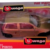 FIAT PUNTO BURAGO 1/43. - car-collector.net
