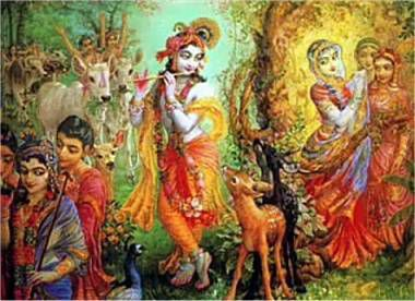 Hare Krishna (Placebo B-side)