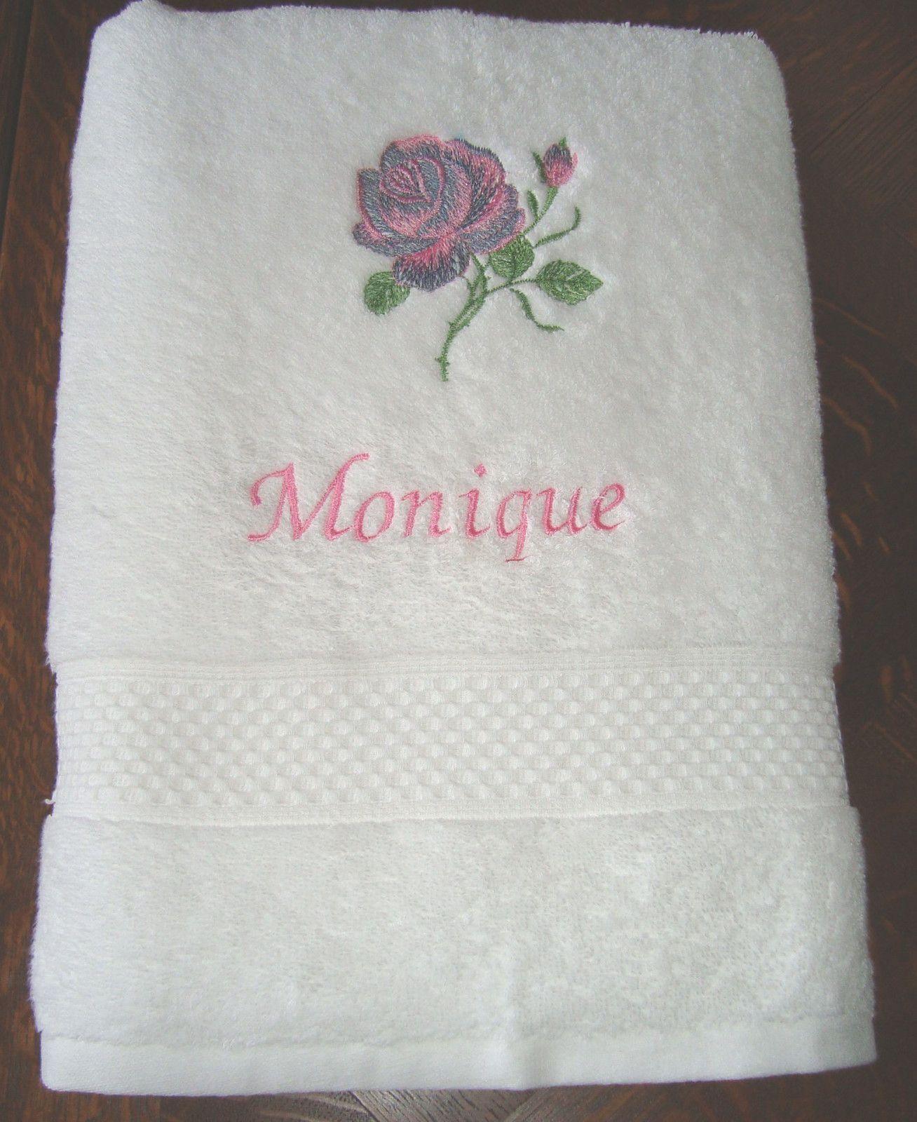 Serviette de bain pour Monique