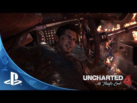 30 DAY VIDEO GAME CHALLENGE : Jour 27 La meilleur scène de jeu vidéo, UNCHARTED 4