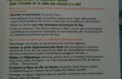 """Le """"pari"""" touristique du VAN (Le Voyage à Nantes)"""