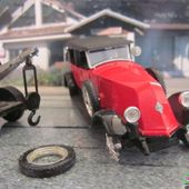 RENAULT 40CV 1926 SOLIDO 1/43 - car-collector.net