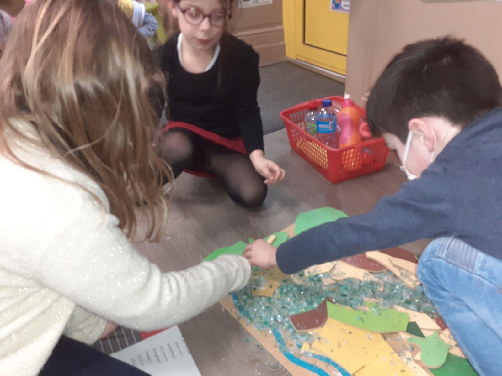 Semaine sur l'eau :Intervention dAzilz de Pontivy Communauté
