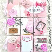 Tuto Pocket letter - Le blog de la boutique