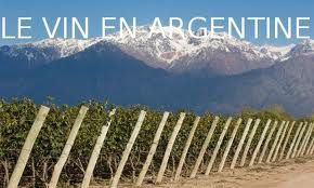 The wine route of the Pampa in Argentina