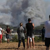 DIRECT. Incendies à Martigues : 2 700 personnes évacuées, le feu ne progresse plus