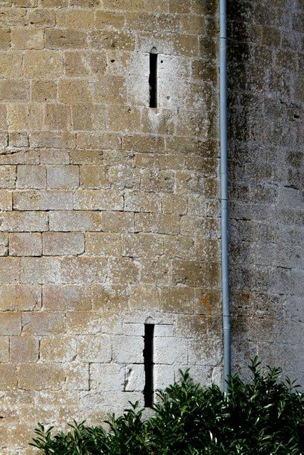 Diaporama église fortifiée de Vielle Soubiran
