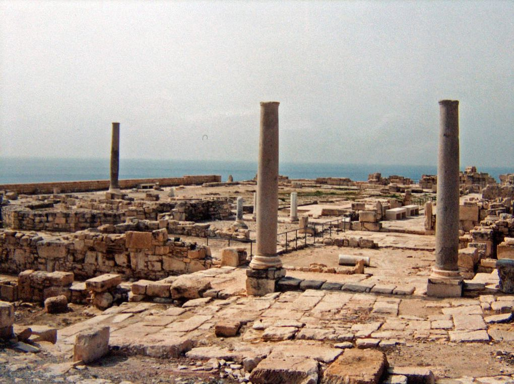 Album photos - Chypre 2004