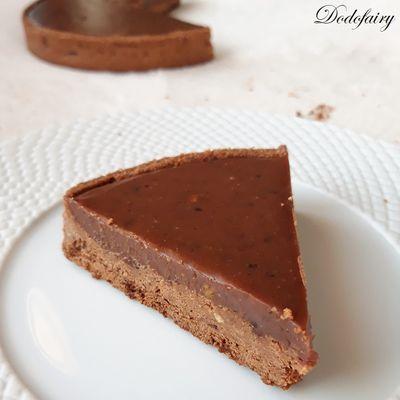 Tarte Chocolat Praliné Mars 2019