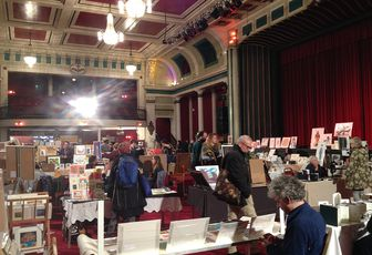 Illustration and Print Fair, Margate (Kent, GB)