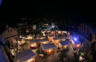 Mercatino di Natale a Bard: il Borgo Medievale diventa il Borgo Incantato