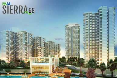 M3M Sierra sector 68 Gurgaon-Ready to move flats by M3M