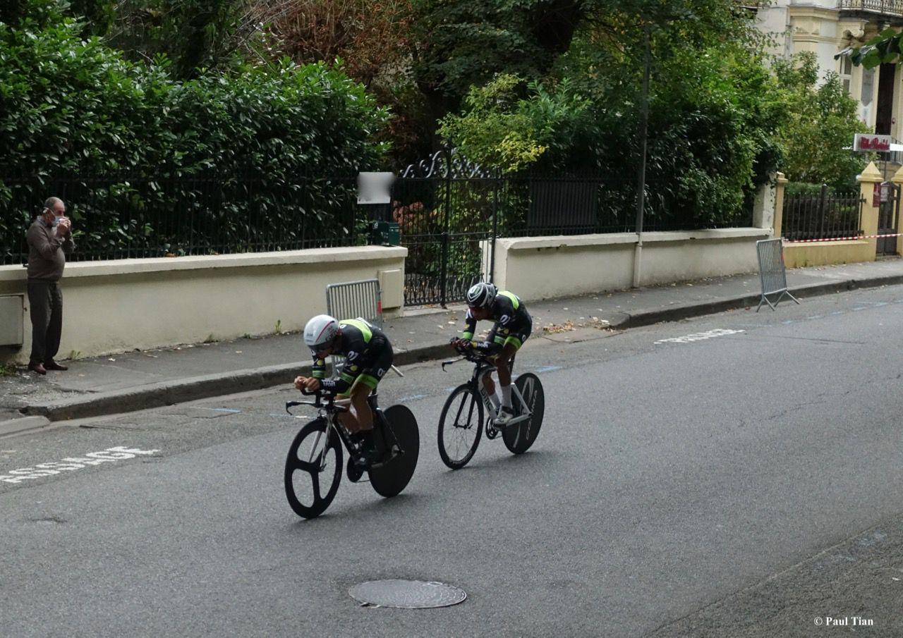 """Etape luchonnaise pour """"La Ronde de l'Isard"""""""