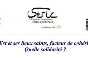 """GAIC-NEWS n°16 - Article """"Jérusalem-Est et ses lieux saints, facteur de cohésion nationale -  Quelle solidarité ?"""""""