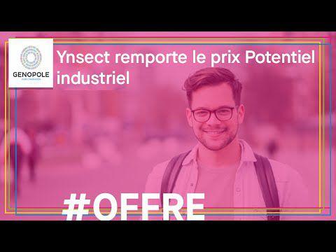 La startup francilienne Ynsect lève 1,8 million d'euros pour ses élevages d'insectes