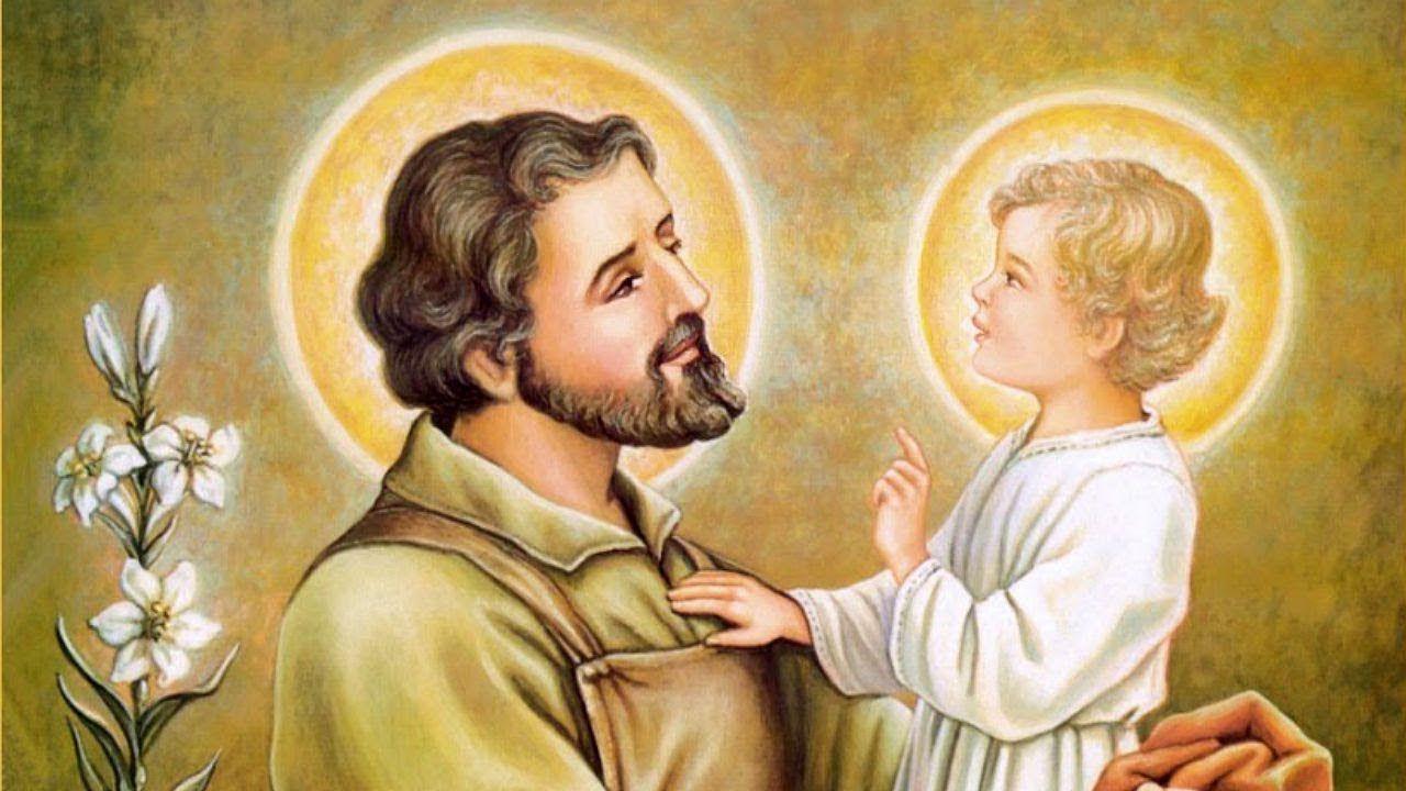 SAINT JOSEPH, PRIEZ POUR NOUS !