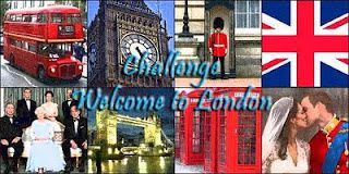 Welcome in London !