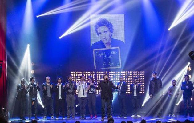 Le spectacle « Baptiste Lecaplain et ses potes » le lundi 15 juin sur Comédie+