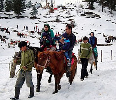 An Enticing Manali Family Holiday