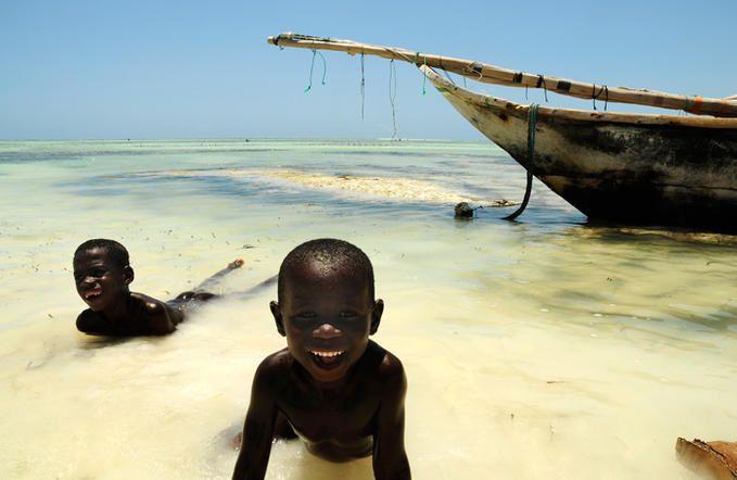 Isla de Zanzíbar, Tanzania.- El Muni.