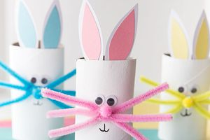 Easter Bunny Contest on Facebook!