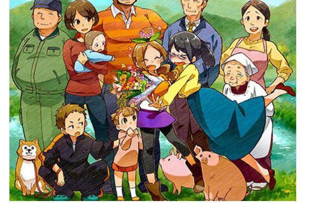 Anime shorts for 5th anniversary of Fukushima disaster