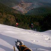 Le couloir du Schneeberg - 14/03/2015 - Passion Escalade et Montagne