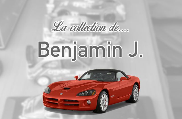La collection hétéroclite de Benjamin J.