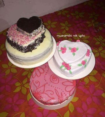 Pièce montée, gâteau de mariés 🥰(gâteau de mariage)