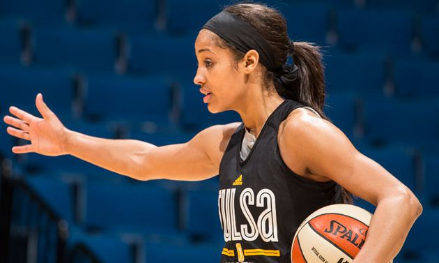 WNBA - Diggins' Diary: Follow My Lead